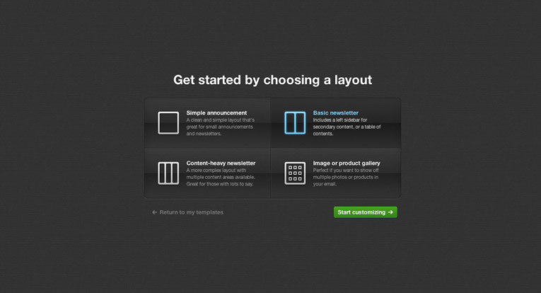 Build A Free HTML Email Template In Seconds Without Knowing Any - Build html email template